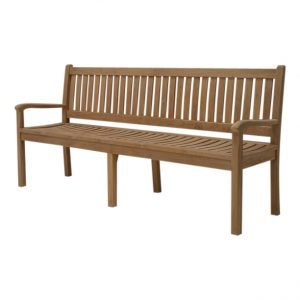 Cambridge Teak Tuinbank 240cm