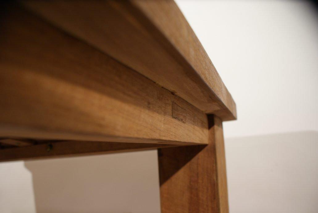 Teak houten tafel voor binnen en buiten