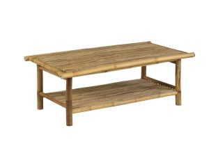 Exotan Bamboo Coffee Table 110x70