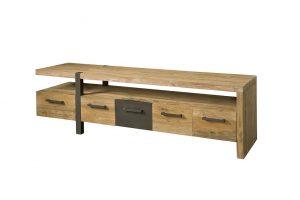 Teak tv meubel Lucca 190 cm