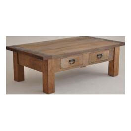 teak salontafel Koeno 120 * 70 cm