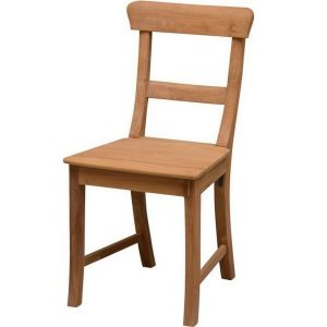 Teak stoel Barback